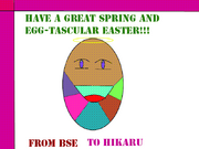Easter BSE Hikaru Memphis is great friend