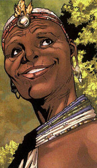 Ororo&#39;s grandmother (Earth-616)