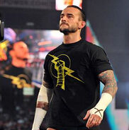 Full story & photo & result - April 3, 2011 Randy Orton vs. CM Punk WWE WrestleMania XXVII 27 - 3-4-2011 - 1