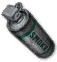 Weap thrown smokegrenade