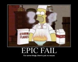 Home-simpson-fire-cereal-epic-fail