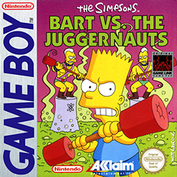 Bart vs. the Juggernauts (coverart)