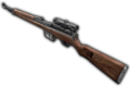 Gewehr 43 Sniper Scope 3rd person FH