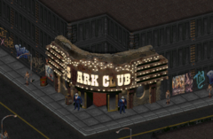 Shark Club Exterior