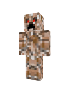 Creeper Boss (Sand) skin