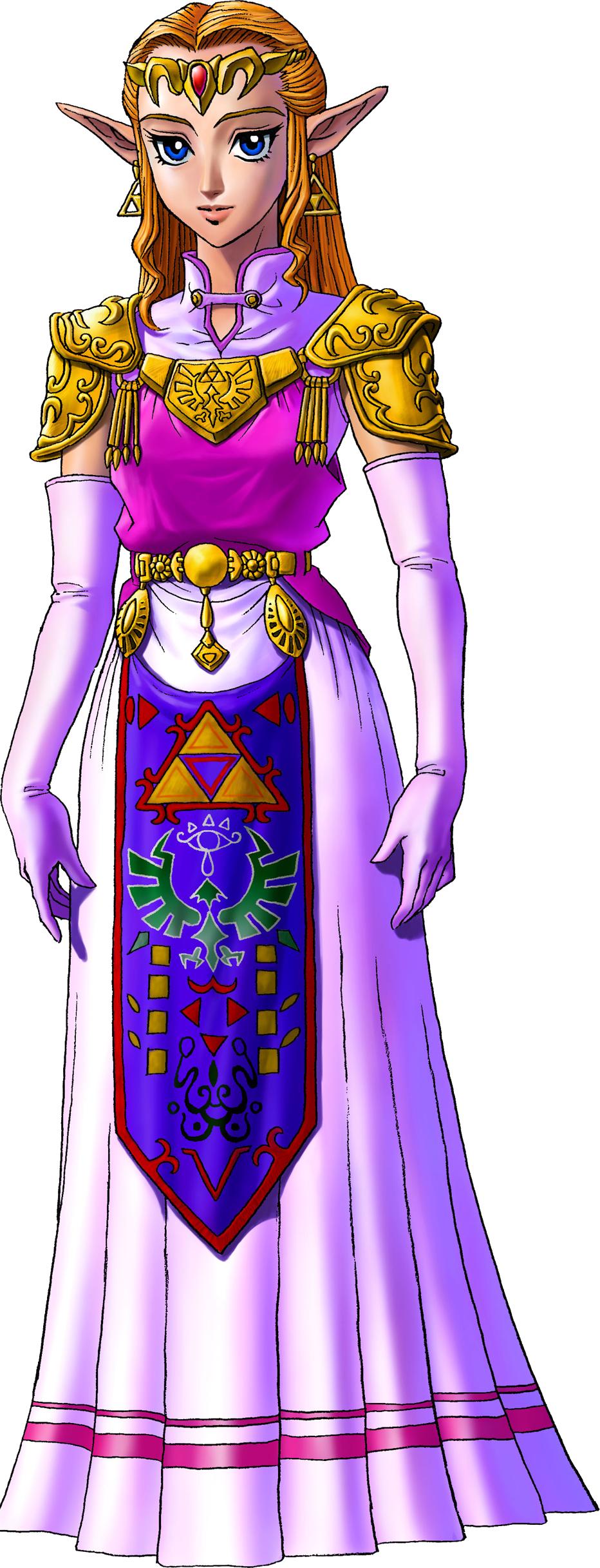 Zelda Adult 21