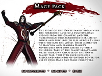 DA2 Item Pack 1 - Mage