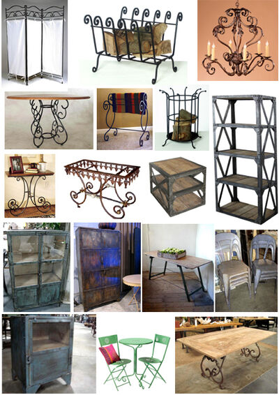 Wrought Iron Patio Chairs on Wrought Iron Furniturea Jpg