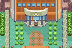 Hoenn Pokemon League Building