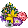 Giant Ribbon Flower-icon