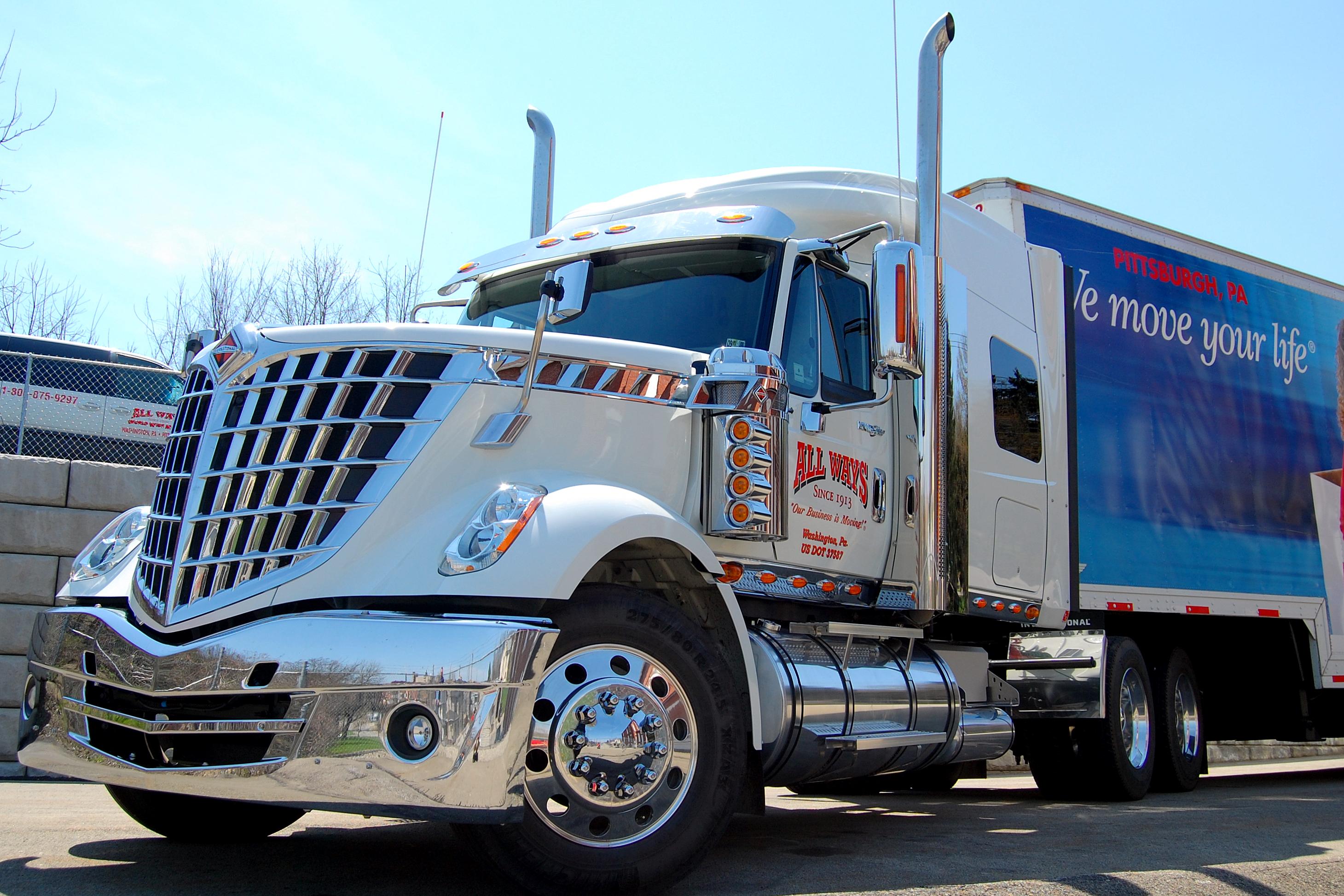Lone Star International Truck
