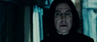 Snape Pic From Deathly Hallows Part 2