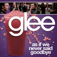 Glee - never said goodbye