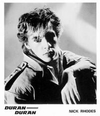 Nick-Rhodes-duran-duran-collectors card