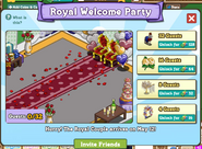 Royal Welcome Tent 2