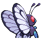 Butterfree F GenIV Back