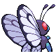 Butterfree M GenIV Back