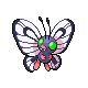 Butterfree Plat F Shiny