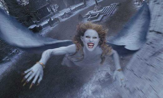 She is one of Gabriel Van Helsing s enemies-the first Vampire he kills    Van Helsing Brides Marishka