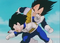 Vegeta vs gohan