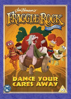 2005 UK DVDAnimatedFraggleRock-NEW