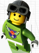 Level One Master Builder Academy Minifigure-1