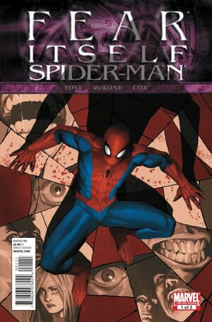 Fear Itself: Spider-man 300px-Fear_Itself_Spider-Man_Vol_1_1