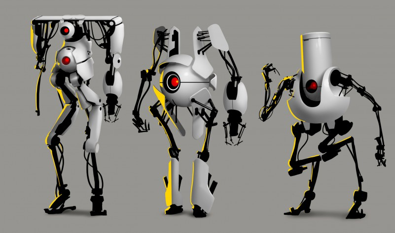 portal 2 atlas robot. action Portal+2+atlas+eye