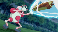 EP628 Mr. Mime usando psíquico (2)