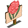 Pink Carnation Mastery Sign-icon