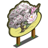 Magnolia Tree (tree) Mastery Sign-icon