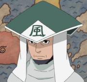 First Kazekage