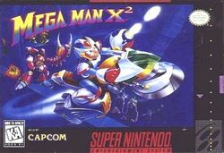 Mega Man X2 (NA)