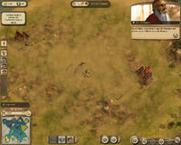 Anno 1404-campaign chapter8 sandstorm at luciussoutherisland