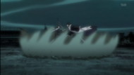 Kenpachi and Byakuya clash