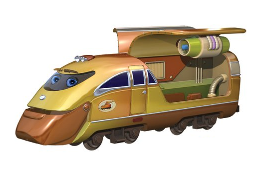 Action Chugger - Chuggington Wiki