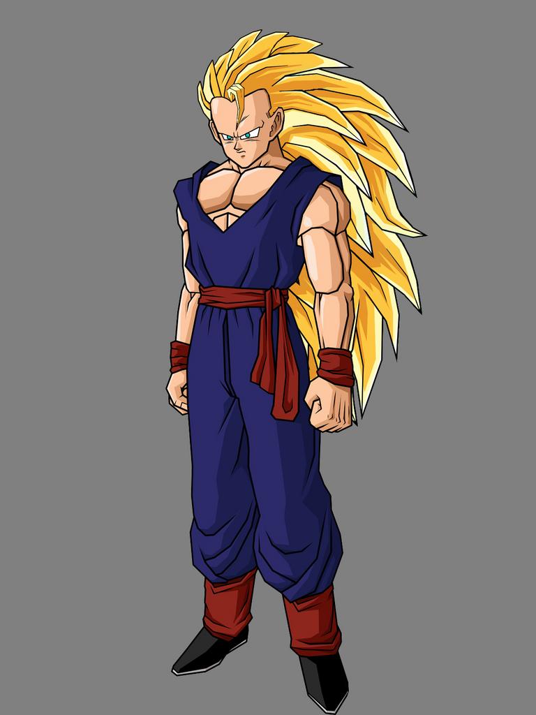 File:Gohan Super Saiyan 3 by dbzataricommunity.jpg - Ultra Dragon Ball ...