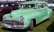 De Soto Club Coupe 1947