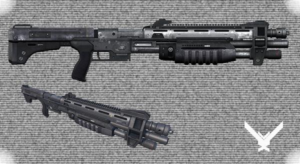 Peticion de Armas a Distancia Shotgun_m45