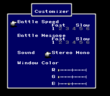 FFIV Config SNES