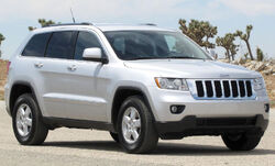 2011 Jeep Grand Cherokee Laredo -- NHTSA 2
