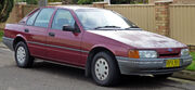 1988-1989 Ford EA Falcon GL sedan 02