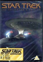 The Collectors Edition issue 8 DVD cover