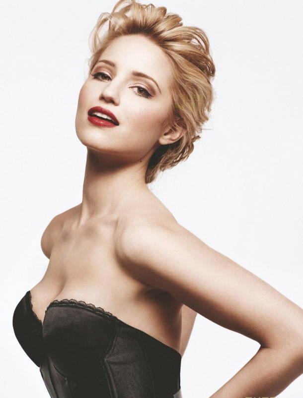 Charlotte Müller {I.D.} Dianna-Agron-sexy