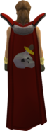 Red Slayer cape