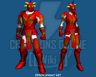 Demon Knight Set