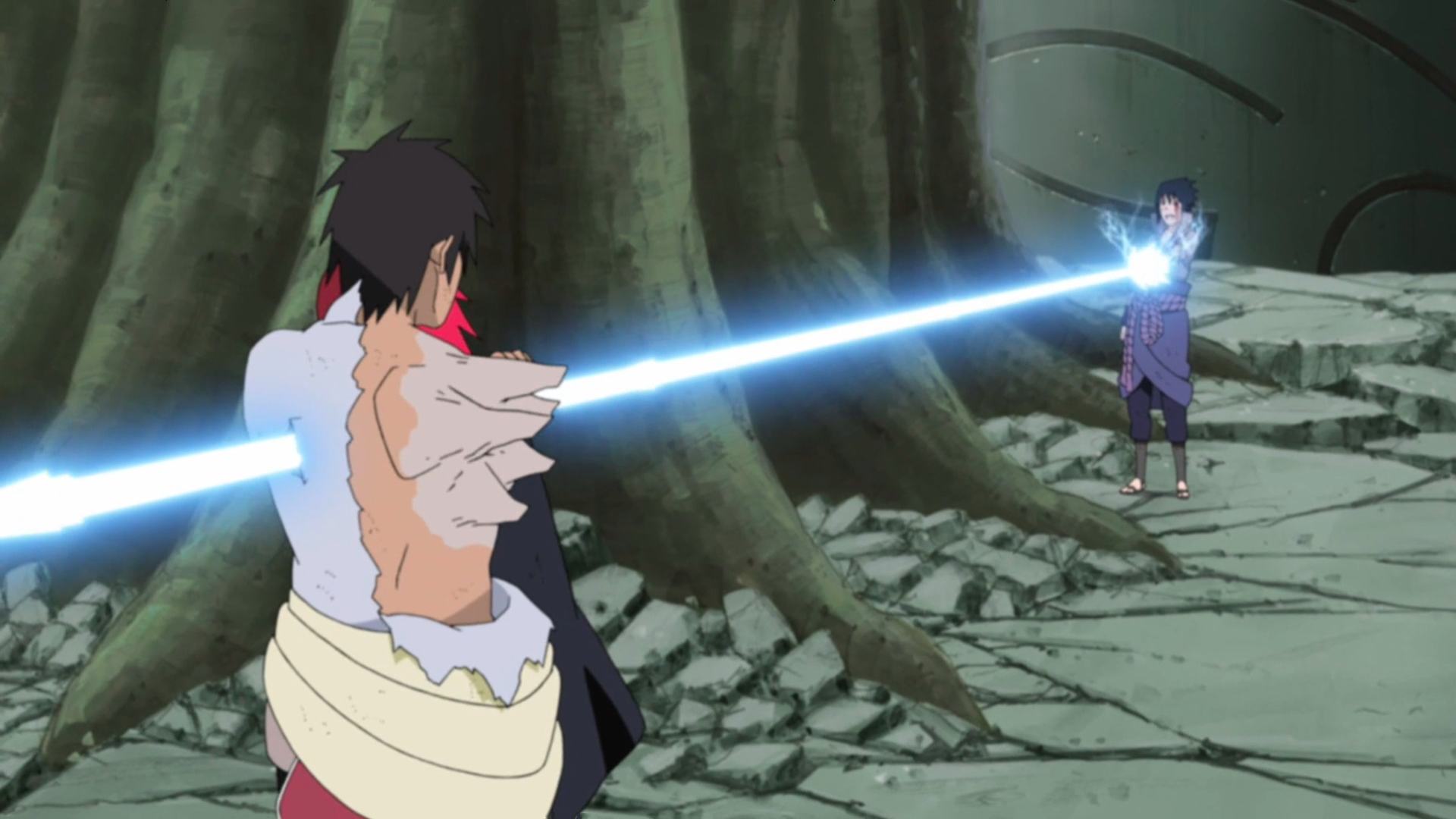 Ficha de Kratos Sasuke_stabs_Karin_and_Danzo