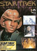 The Collectors Edition issue 25 cover