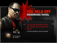Roughhouse Rafael Bronze