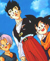 Goten,GohanAndTrunks